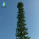 Bionic coating wireless radio wimax phone camouflaged pine tree gsm cellular antenna towers