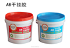 epoxy resin adhesive ab glue for dry hanging marble steel bonding