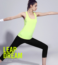 Excellent Quality Tank Top Quick Dry Breathable Sports Wear Sexy Gym Vest Running Sports Wear