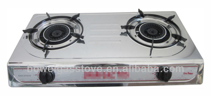 Hot Selling 2 Burners Gas Stove BW-204
