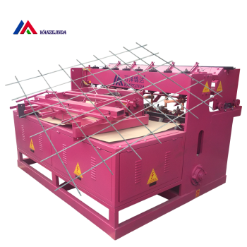 Draad mesh making machine