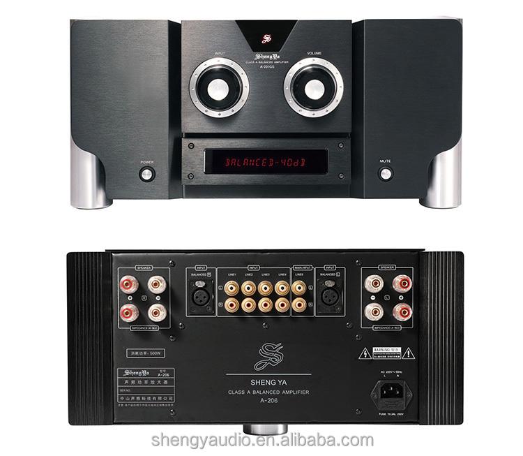 Av-715 Wholesale Natural Stereo Digital Power Amplifier