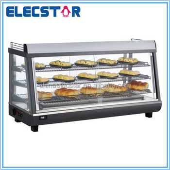 136l/ 186l 30'c To 90'c Stainless Steel Countertop Glass Warmer ...