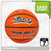 Top sale custom sport official #7 rubber basketball balls