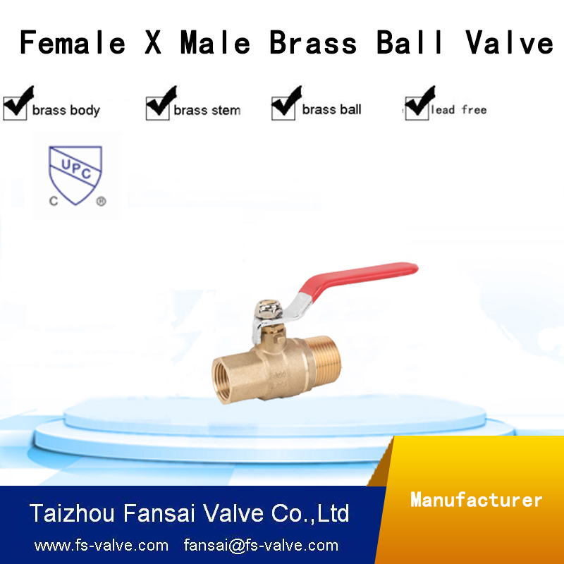 CE approved Forged Brass ball valve for water and <strong>gas</strong> with steel handle one way valve, hand valve, pressure control valve