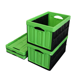 collapsable bin,collapsible plastic storage boxes,collapsable containers