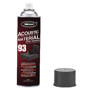 Home Theater Accessories Sound Absorption Adhesive
