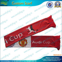 Printed scarf for sports, Cheap price for fans and promotion