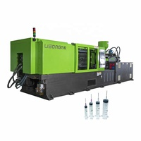 LISONG plastic disposable syringe making injection molding machine