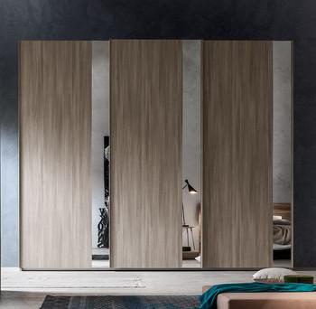 Modular Homes Modern Furniture Wooden Almirah Designs Wardrobe With ...