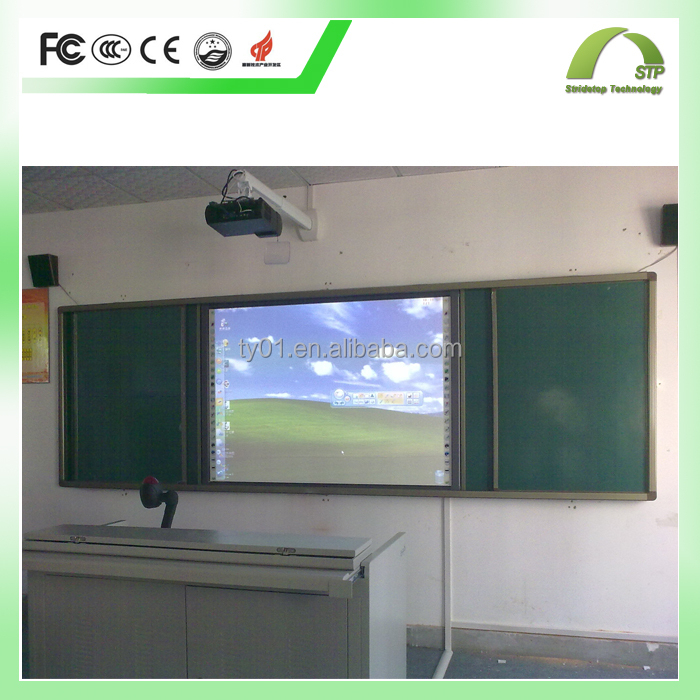 lcd touch screen interactieve smart board tv