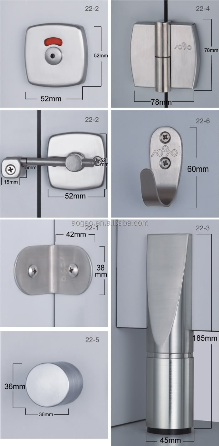 Slide Door Toilet Partition Wholesale Sliding Door Suppliers Alibaba - Bathroom partition slide latch