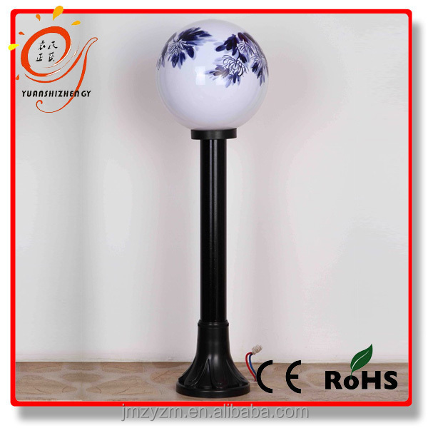 Wholesale Cheap Chinese Style Plastic Lamp Shade