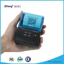 Support ESC/POS Print Command 58mm Mini Bluetooth USB Interface Thermal Printer Portable Receipt Printer for Iphone