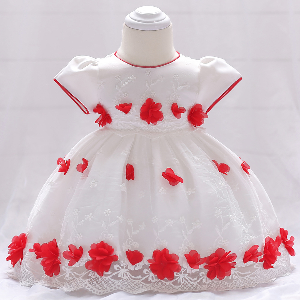 ad30ed847 Children Frock Model Small Girl Latest Baby Clothes 1 Year Old Baby ...