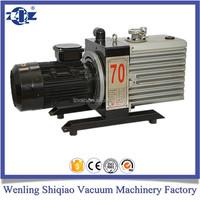 China product oil-sealed rotary vane vacuum pumps