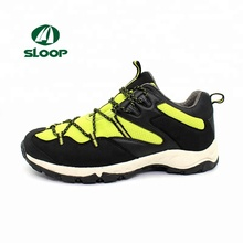 2018 outdoor men sport shoes with Gradient process