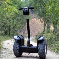 Lithium battery off road big wheel electric scooter overboard