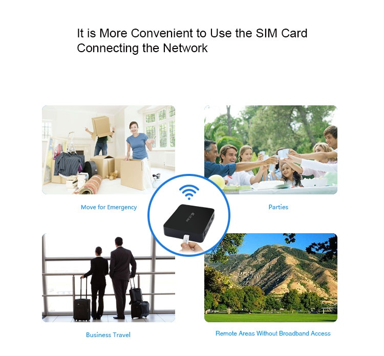 new arrival cloudnetgo 4g lte android tv box with 3g 4g sim card