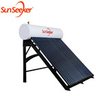 Customers first copper tube heat pipe energy high efficient pressurized solar water heater