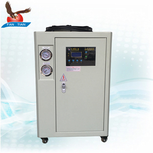 1 ton cooling capacity air cooled water chiller