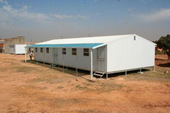 prefabricated classroom/modular house
