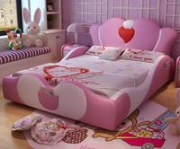Letto A Forma Di Macchina Da Corsa : Principessa singolo bambino letti per auto rosa e bianco bambini