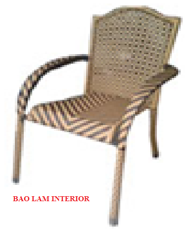 2014 Naturally Outdoor Furniture Plastic Rattan Chairs