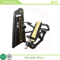 Shoulder Press MND Fitness Commerical fitness equipment Integrated gym trainer High quality gym equipment commercial