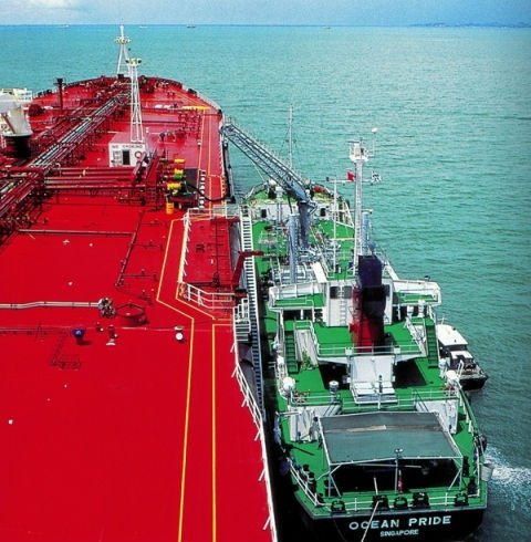 Marine engine oil and lubricants