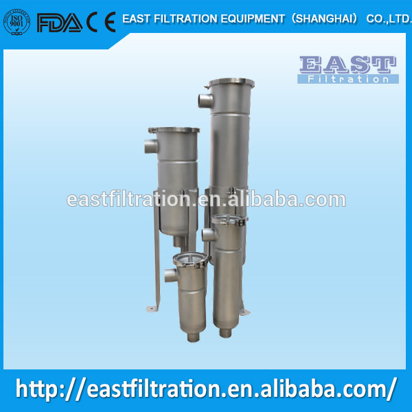 HVF Side-in entry Economical Clamp activated carbon liquid filter machinery and machine price