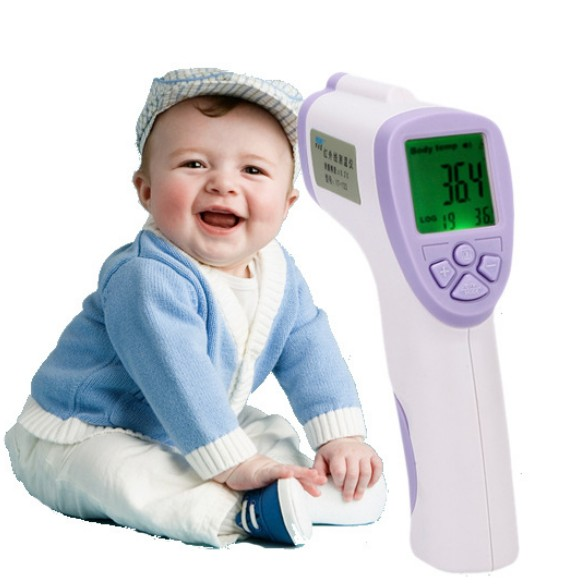 Medical Equipment Oral Ear Infrared Thermometer Gun For Baby - KingCare | KingCare.net