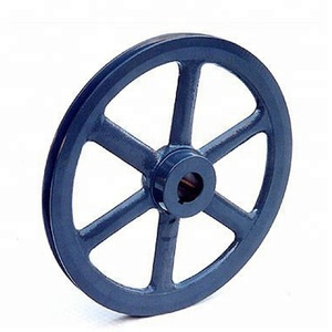 New design sand casting cast iron flywheel