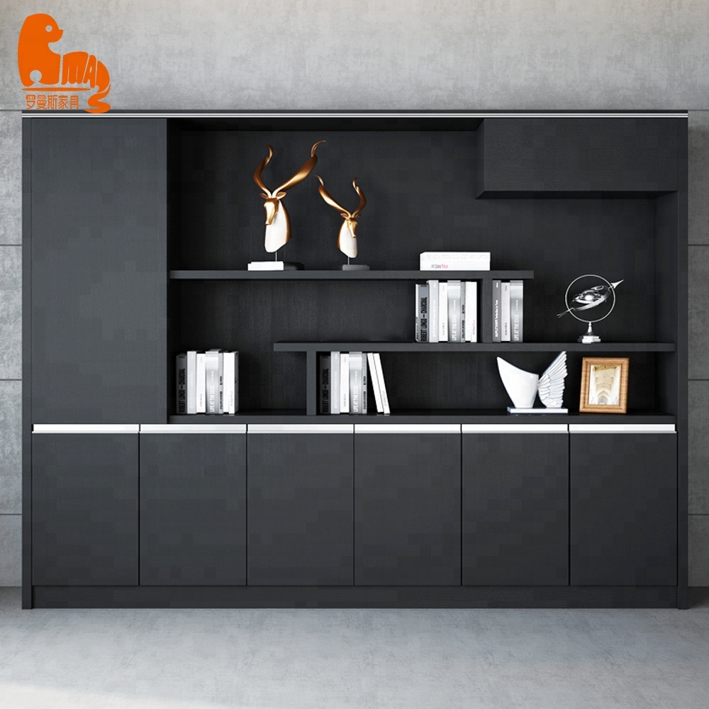 China high quality cheap price simple book case for office