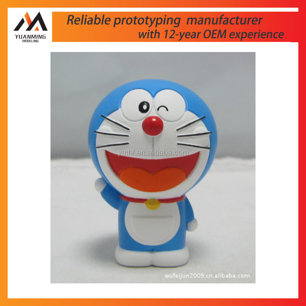 manufacture customize cartoon Doraemon/lovely things key chain