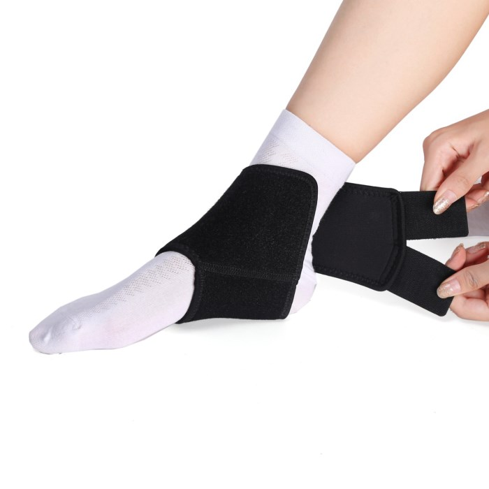 Advanced Medical Neoprene ankle brace suporte de compressão manga