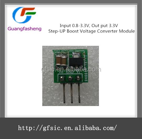 DC-DC 0.8-3.3V to 3.3V Step up Boost Power Module Voltage Converter Mini