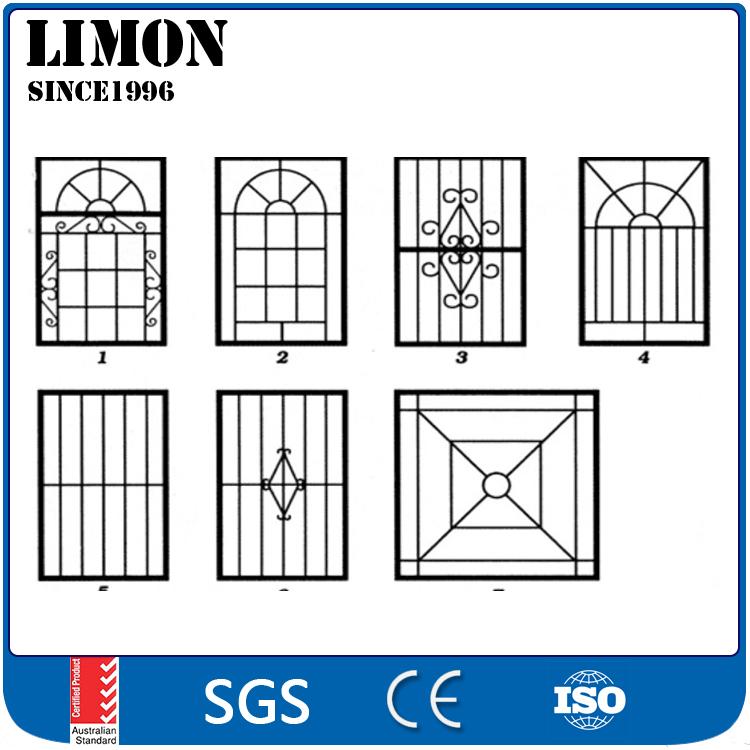 el ltimo diseo puertas ventanas rejas de hierro para ventana