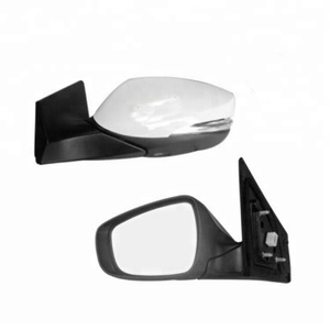 BODY PARTS HIGH QUALITY CAR SIDE MIRROR USED FOR HYUNDAI ELANTRA 2014 ELECTRIC WITH LAMP OEM L 87610-3X520 R 87620-3X520