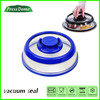 "blue 7"" PresssDome Vacuum Food Container Seal easy vacuum seal lids"