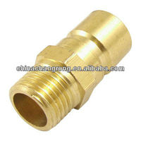 Brass Pipe Fitting Quick Disconnect Coupler Male Plug Mold ...