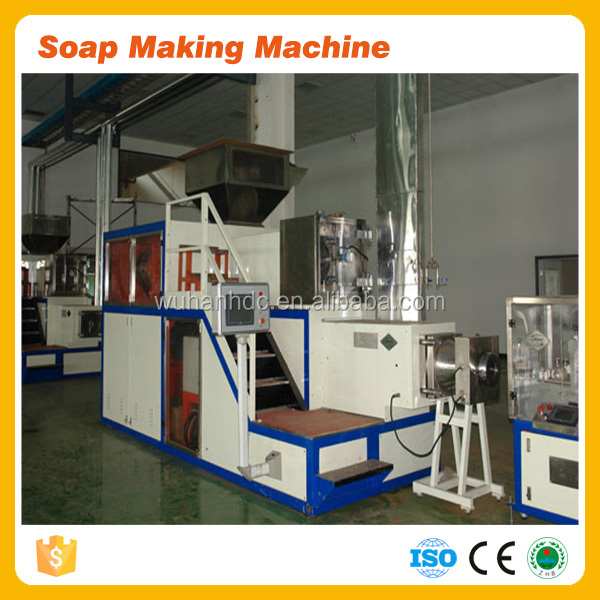500kg/h equipment for the production of soap, toilet soap production line, laundry soap production line