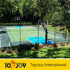 Cheap Price Indoor and Outdoor Plastic Basketball Floor Tiles
