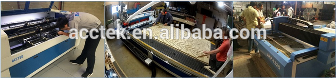 NEW MACH3 controller !!! Professional AccTek 3d cnc 1325 wood cutting machine/cnc engraving machine/stl 3d models