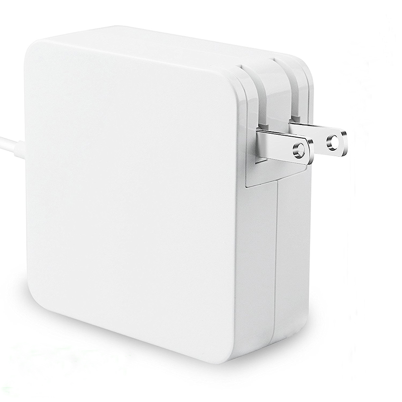 CE ROHS FCC Laptop Charger 45W 60W 85W AC DC Power <strong>Adapter</strong> for Apple MacBook Pro