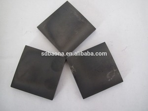 Sintered Silicon Carbide Ballistic Ceramic Hexagonal and Square Tiles For Military and Civilian Armoured Vehicles