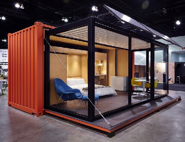 Solar power australia expandable 20ft 40ft container house for Fertig container haus