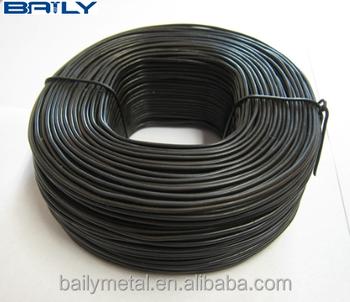 Wire Tie - 20 Coils- Black Annealed 16 Gauge Rebar Tie Wire - Buy 16 ...