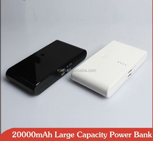 (Cheap) Factory Supply 20000mAh Power Bank, Mobile Power Bank 20000mAh for iPhone/Android, Portable Phone Charger 20000mAh