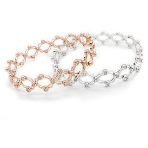 Hot sale fashionable stretchable which can be used ring and bracelet